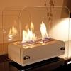 Shimmer bio fuel burner close up
